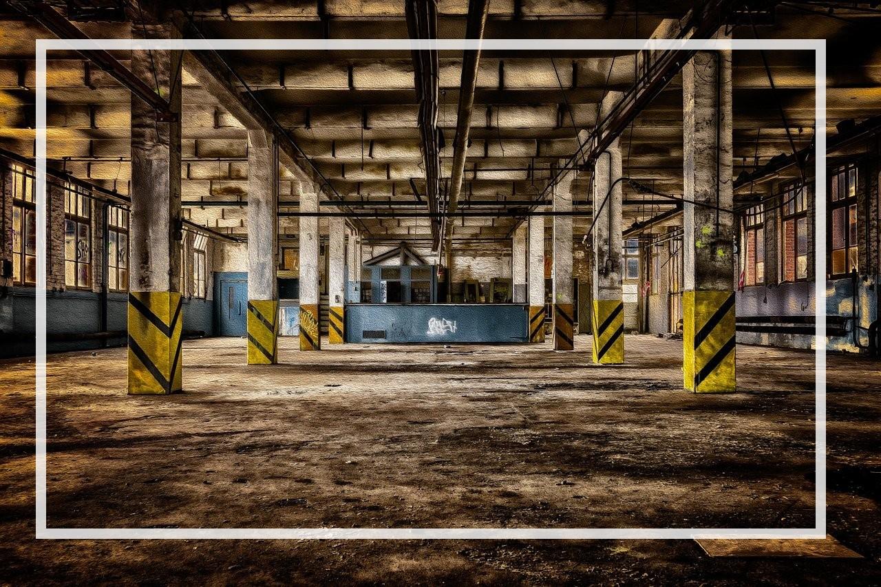 gardiennage friche industrielle